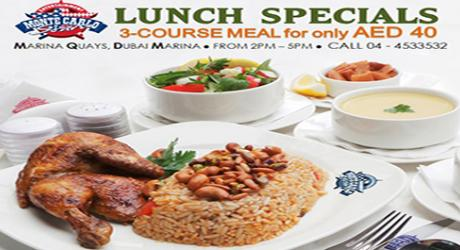 Have You Check Our Lunch Offer Yet One Of The Best Lunch Specials In Dubai Marina For Only Aed 40 Soup Salad And Main Course Prepared By Our Chef