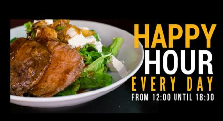 Daily Happy Hour Chestnut Restaurant Pub Reserveout