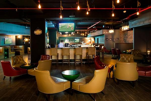 The Cave Sports Bar and Kitchen in Northern Emirates